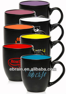 Printed Design Sublimation Photo Mug Cup