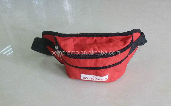 Promotional Gift fashion outdoor sports waist bag