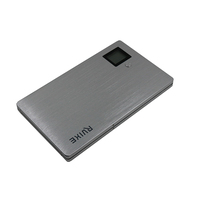 Multi-function high capacity 20000mah 5v/12v/19v laptop power bank