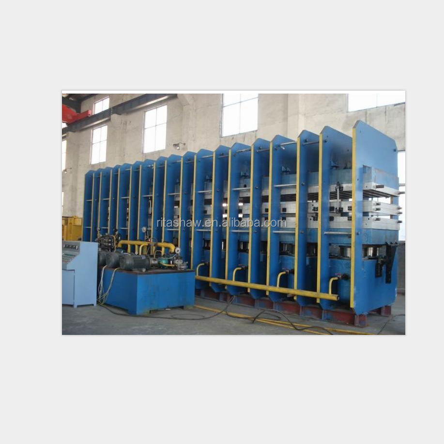 Steel Wire Conveyor Belt Vulcanizer Equipment Rubber Vulcanizer