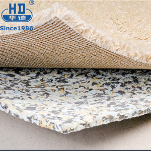 China best contemporary waterproof carpet underlay,sponge carpet underlayment