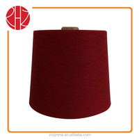 China manufacturer provide 32nm 50% cotton 50% rayon blend yarn