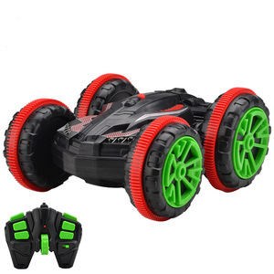 CRAZON 333-SL01A Amphibious Vehicle 2.4G 4WD RC Car RC Autos Double-sided Stunt Car (exclude batteries)
