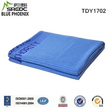 BLUE PHOENIX woven 100% cotton hospital blanket