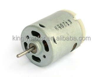 Rs-360/365 Dc Electrical Motor As Massager Motor,Hair Dryer ...