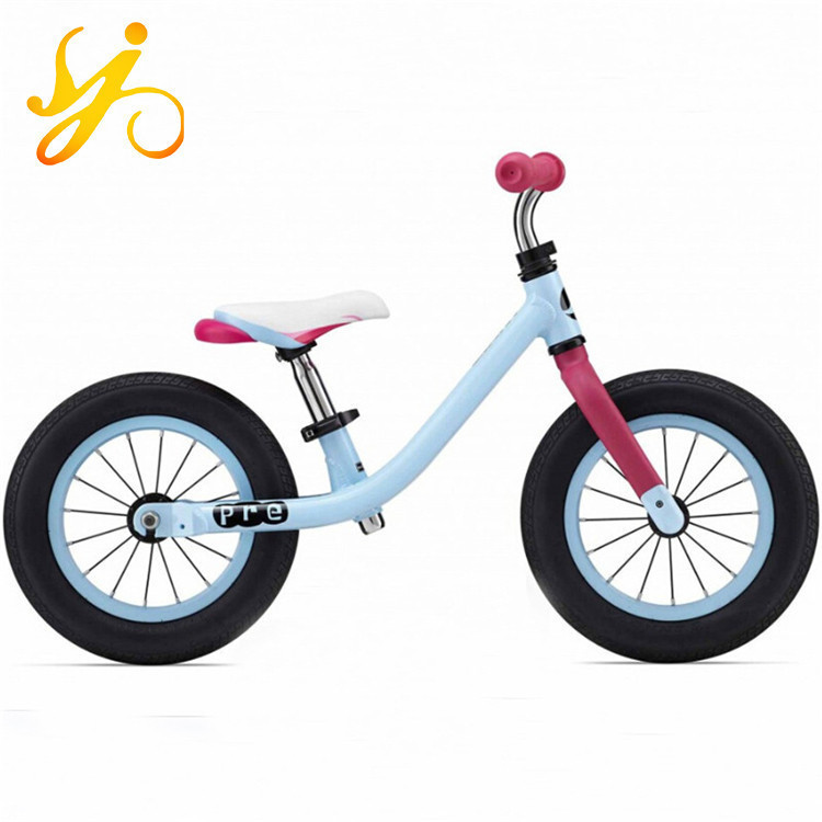 New design pedal less bike / hot sale boys balance bike / running walker bikes for toddlers