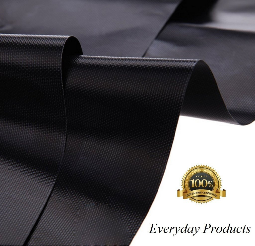 BBQ Grill Mats- Non Stick & Reusable - Premium Quality Fiberglass Fabric - Dishwasher Safe - Easy Clean & Easy Use (Set of 2)