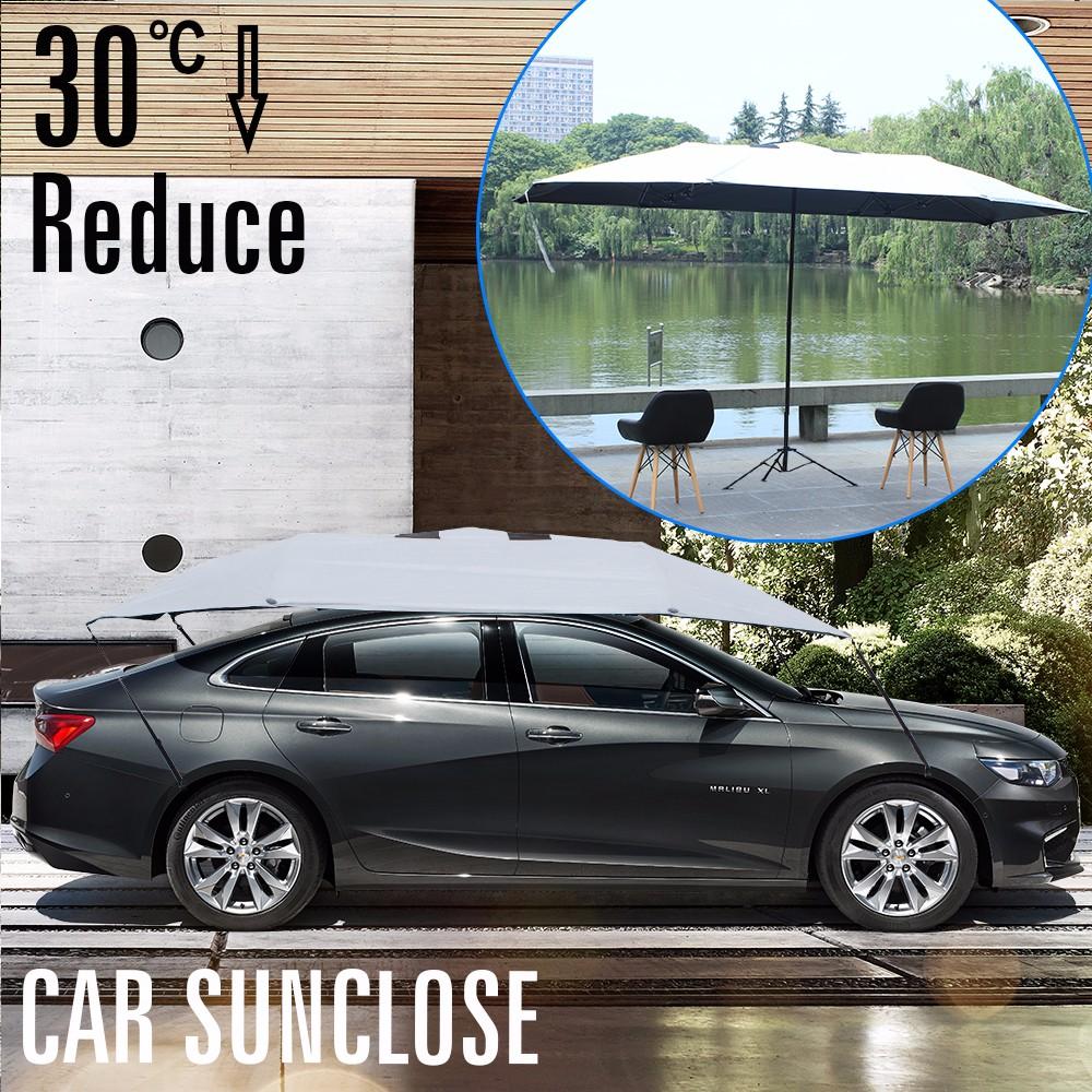 Sunclose f brica accionados por motor el ctrico del coche for Cubre piscinas automatico precio