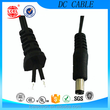 Ul2468 22*2c 5.5*2.5mm Dc Power Cable,Home Appliance Application 2 ...