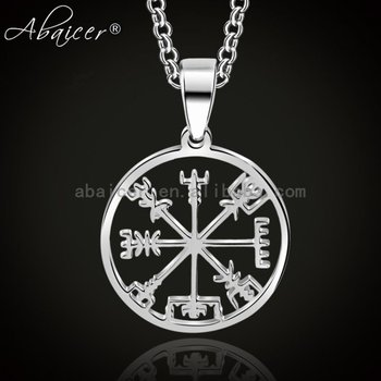 Stainless steel viking odins symbol of norse runic pendant necklace stainless steel viking odins symbol of norse runic pendant necklace viking runes vegvisir compass pendant aloadofball Image collections
