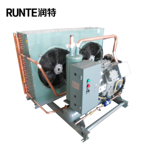 mini cold room compressor refrigeration unit used for workshop storage