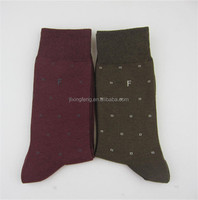 plain cotton knee high sock leg warmer