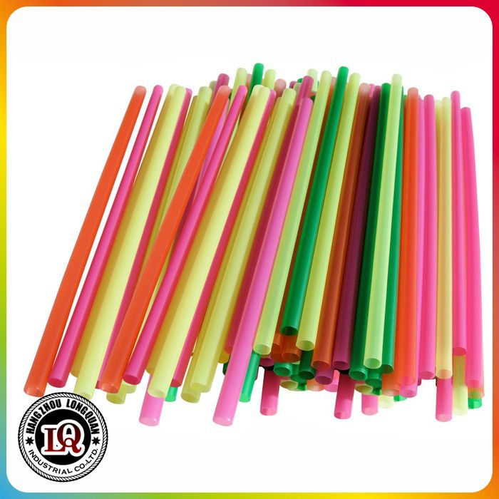 Free Sample Disposable Drinking Plastic Straw