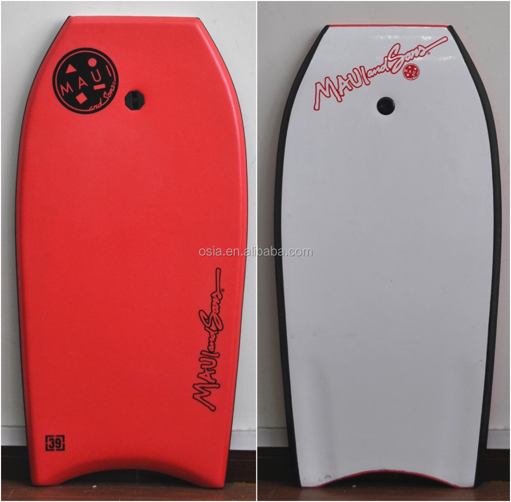 "39"" EPS Foam Surfboard Bodyboards for Adults and Kids"