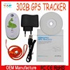Wholesale! tk302b Lovely Handheld 2.4G Attendance Management GPS 302B gps tracker with SOS for kids