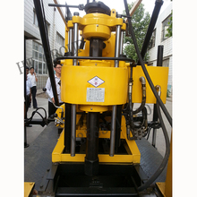 Mini water well drilling rig hydraulic automatic deep drilling machine with best price