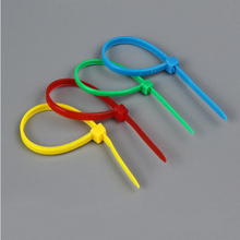 Nylon Cable Tie Self Locking Nylon 66 100 Pcs Pack