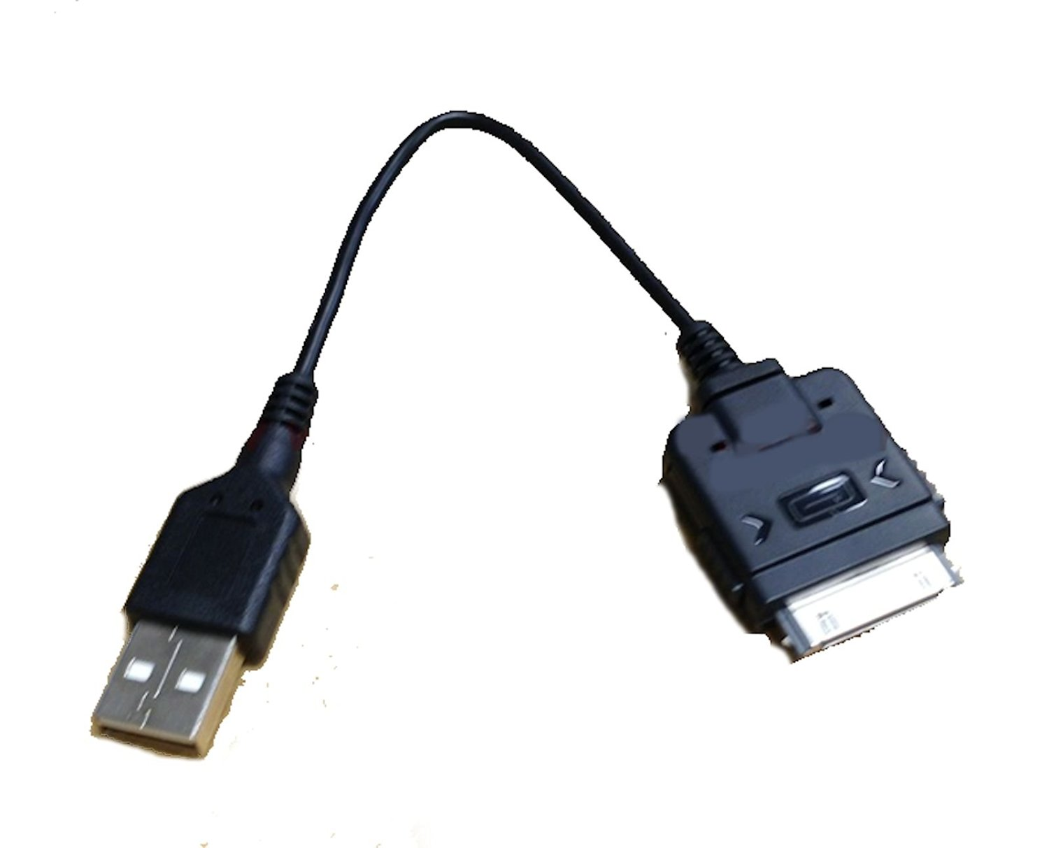 CDE-W203R HQRP Aux KCE-237B Cable for Alpine CDE-W203Ri