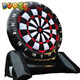 Hot Play Soccer Darts,Foot Darts Inflatable Game with Balls