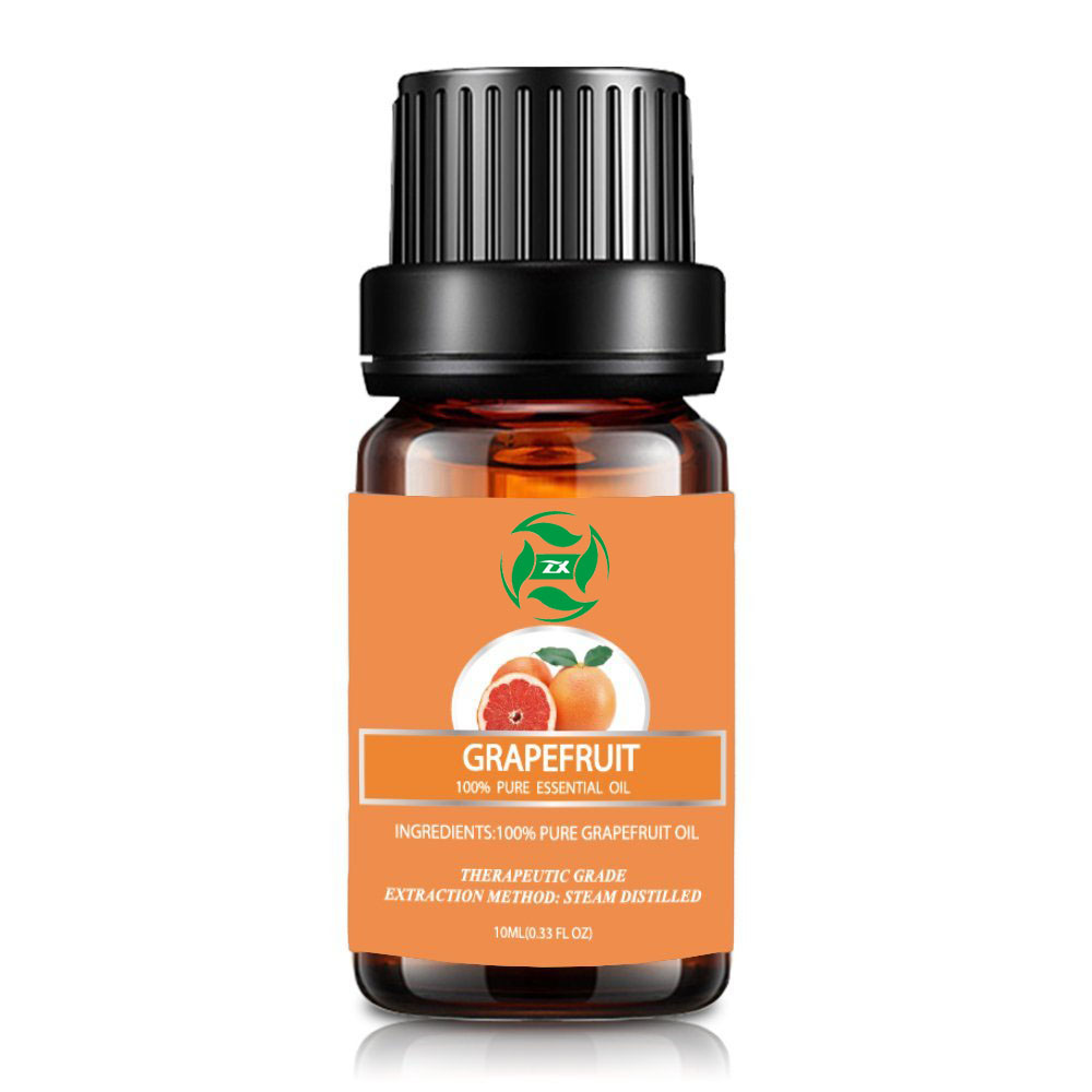 10ml Grapefruit Essential Oil 100% Pure and Natural Essential Oil for Weight Loss