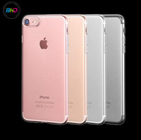 Factory Price TPU Protective Back Phone Case for iPhone 7 Case Transparent Trade Assurance