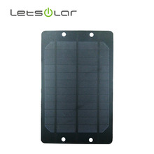 OEM/ODM 6W/6V Electric Bike lock use solar cell panel