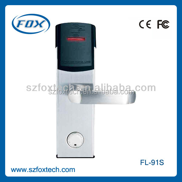 Electronic Hotel Safe Lock with id card