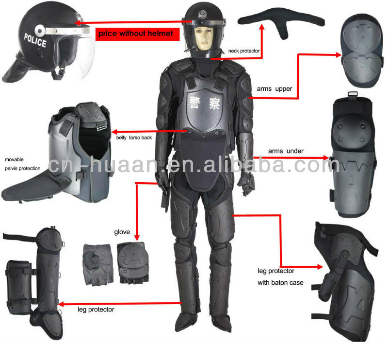 Military police tactical gear