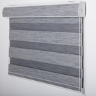 Customized design made to measure zebra blinds for window