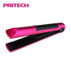 PRITECH 3 Heat Modes Usb Powered Rechargeable Cordless Hair Straightener Portable Flat Iron