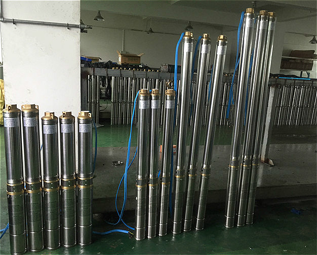 SD stainless steel deep well pump  Bore pump Deep well submersible pump