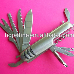 11 functions pocket swiss knife tool