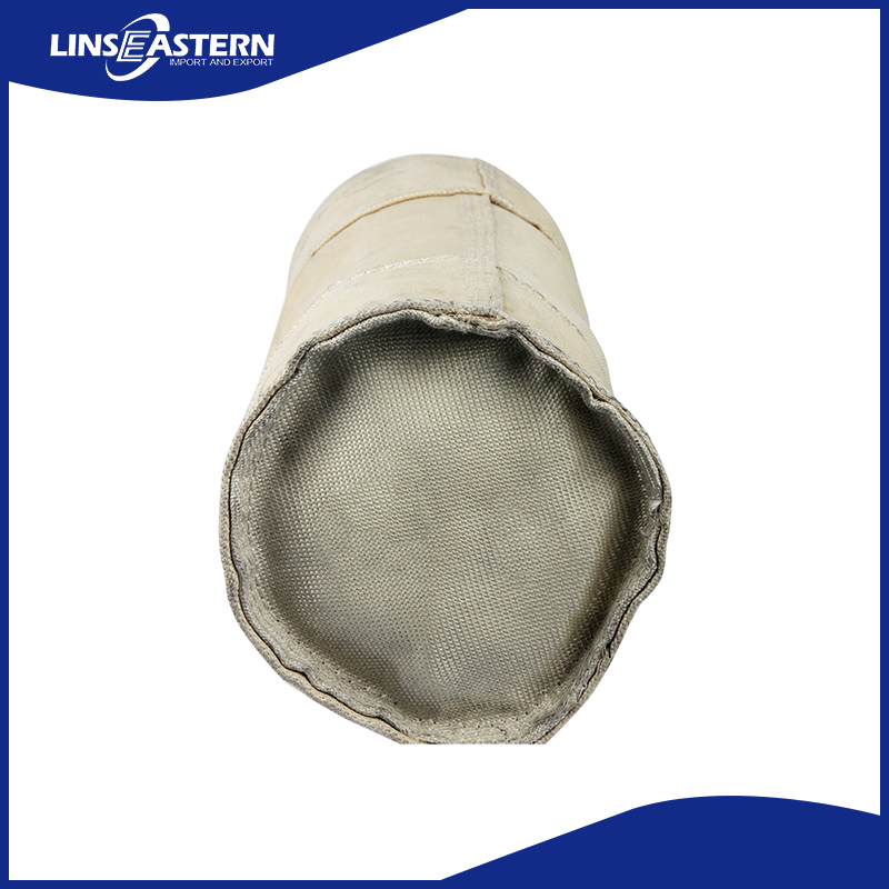 Hot new products cheap acrylic filter bag for dust collector with high quality