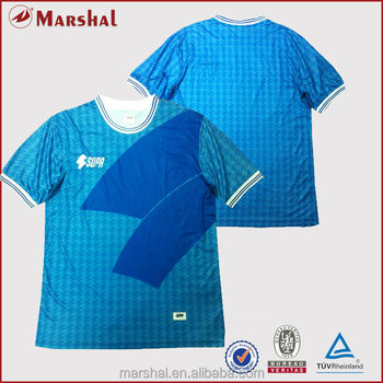 New customize sublimation printing shirts custom soccer for Custom football shirt printing