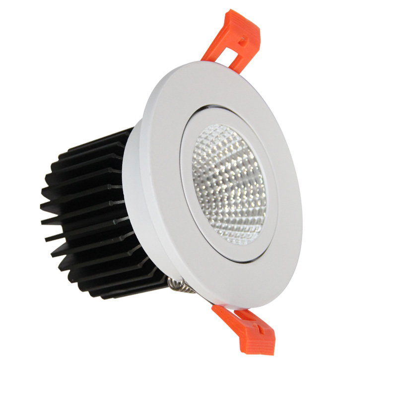CE ROHS SAA led down light dimmable COB led <strong>downlight</strong> 7w 10w 15w 24w