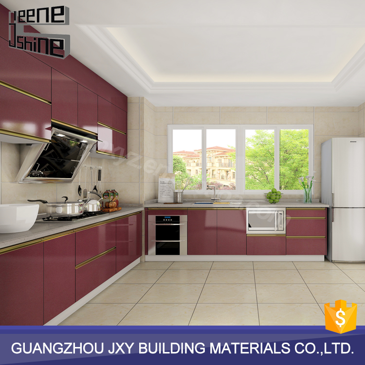 Aluminium Kitchen Cabinet Design Suppliers And Manufacturers At Alibaba