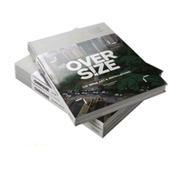 Custom oversea paperback full color cheap softcover book printing services