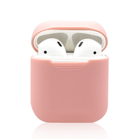Waterproof Earphone Case Silicone Cover Protective Portable Carrying Cover Anti Lost Pouch Bag For Apple Airpod