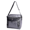 New Clear Designer Disposable frozen mini insulated Lunch Cooler Bag