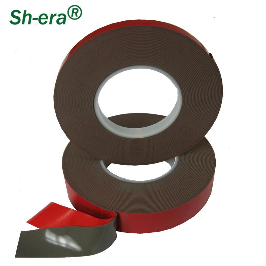 Grau acryl schaum band 3mm dicke vhb band klar doppelseitigem jumbo rolle