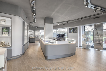 European Jewellery Showroom Designs For Hot Sale Buy European