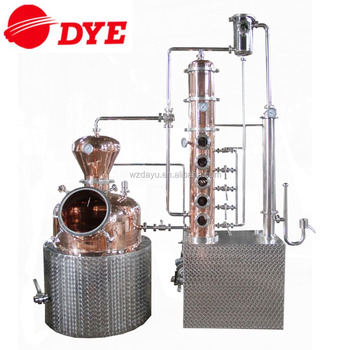 200L Whiskey brandy gin used micro distillery equipment