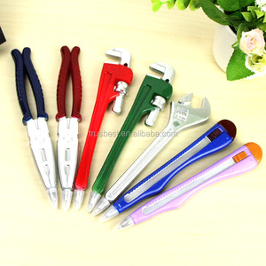 Cool and funny tool shape pen, Wrench, Pliers, Hammer cute pen