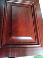 pvc foil in furniture for decoration