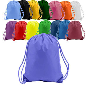 Colorful size customized nylon waterproof dry bag waterproof drawstring bag for outdoor sports
