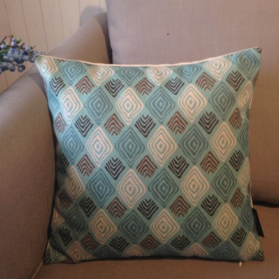 Diamond, geometric fashion quadrate pillow cushion decorative linen cotton throw pillow case cushion cover
