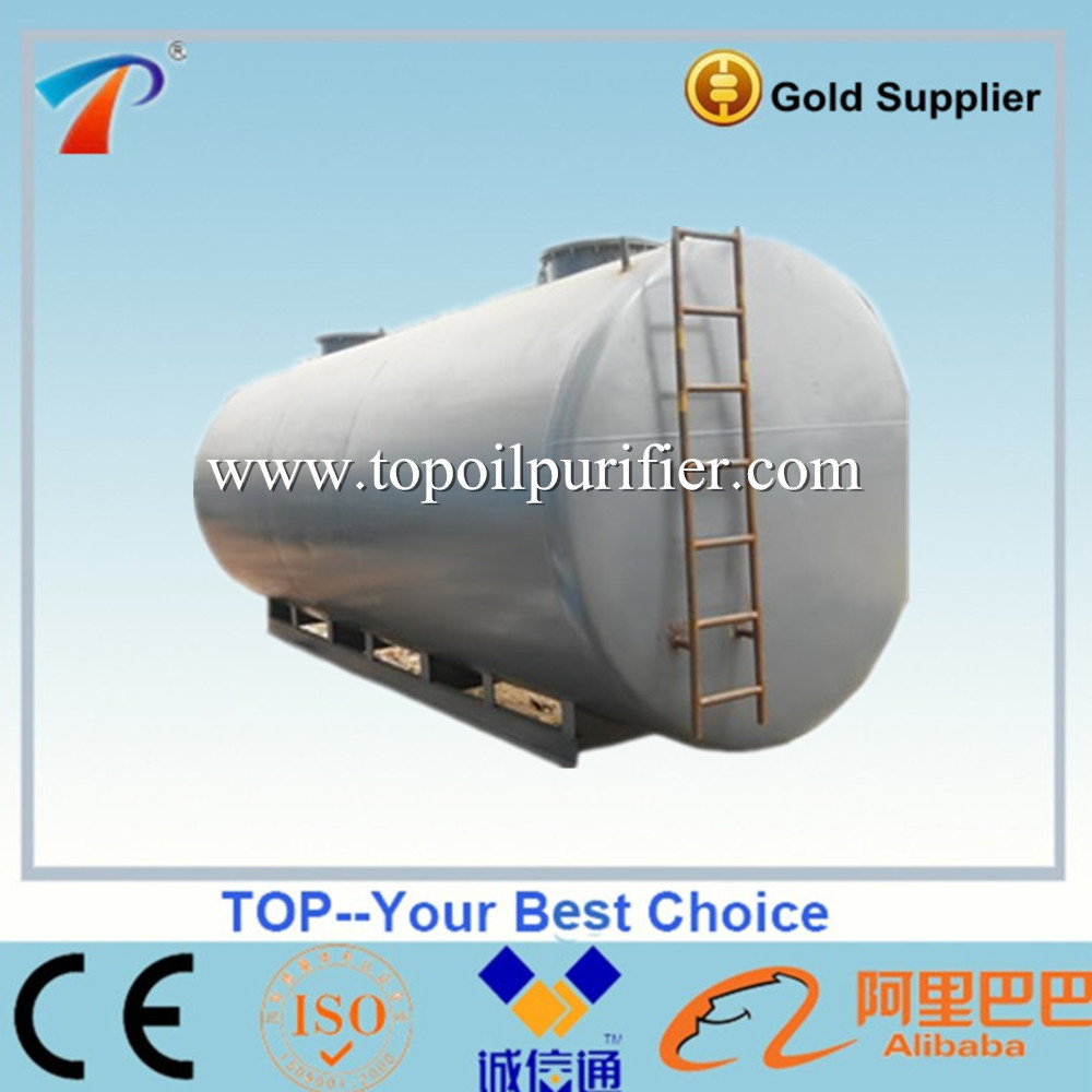 Customizable Waste Oil Cleaning Plant Oil Storage Tank