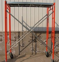 Buy Metal Frame Scaffold of china factory in China on Alibaba.com