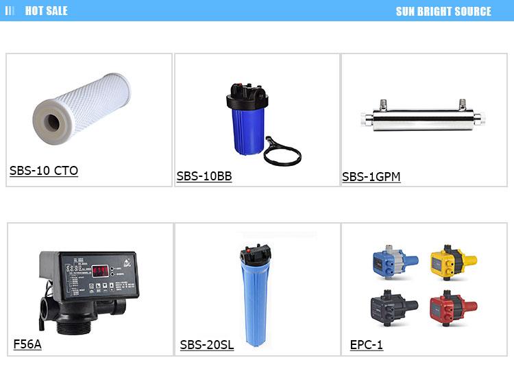 F40-450E 4 inch 끝 port 압 용기 frp 압력 용기 450 psi