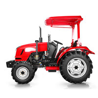 High performance price 40hp 4WD DF404 farm wheeled tractor